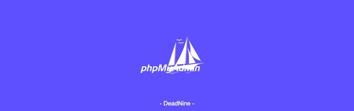 各虚拟主机以及老版本MYSQL安装phpMyAdmin指南