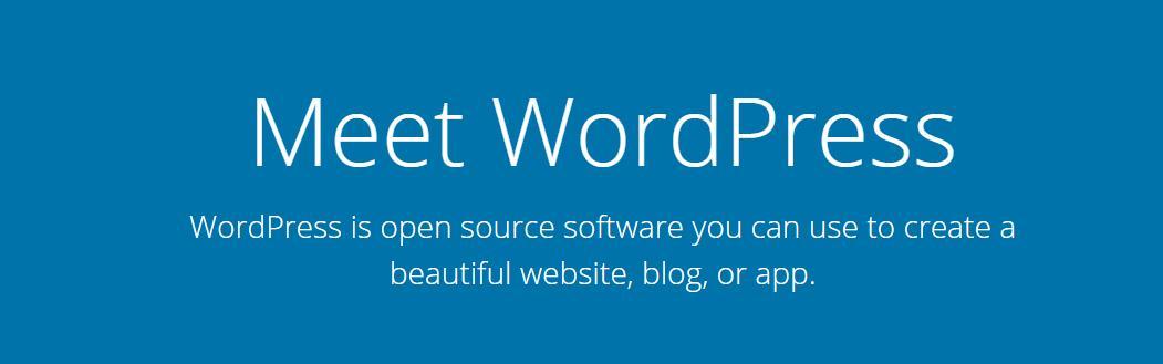 wordpress提供免费.blog网域供博客使用 4$包月即可自选网址