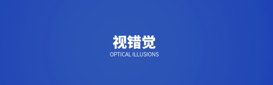 Optical Illusions 视觉错觉图库 : 秀逗了罢?娱乐你的大脑回路